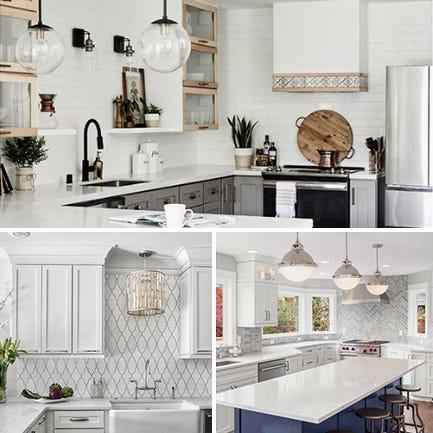 Kitchens Pinterest Board